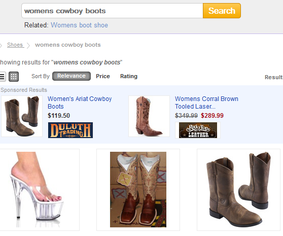 What CSE shoppers are looking for