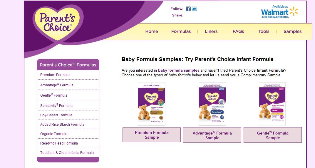 parents choice ecommerce remarketing strategy