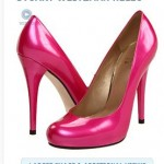 zappos pink shoe