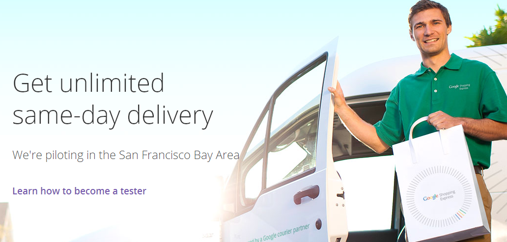 Google Shopping Express for Sellers