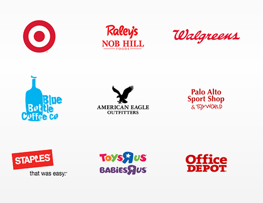 Google Shopping Express partners
