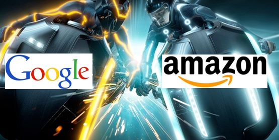 Google vs. Amazon: User utility