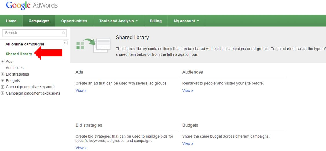 Google Dyanmic Remarketing tag verify: Shared library