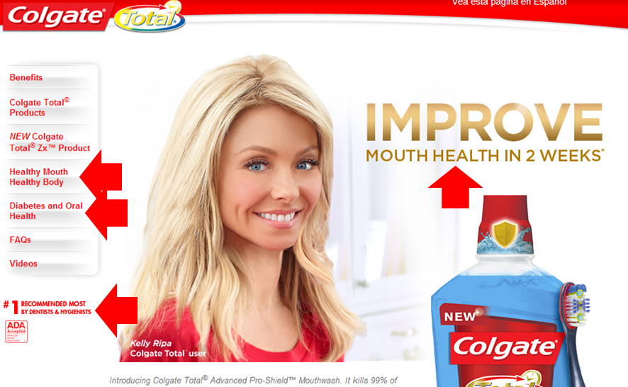 usp of colgate About the antimicrobial rinse for gingivitis treatment.