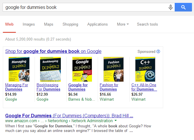 google-seller-dummies