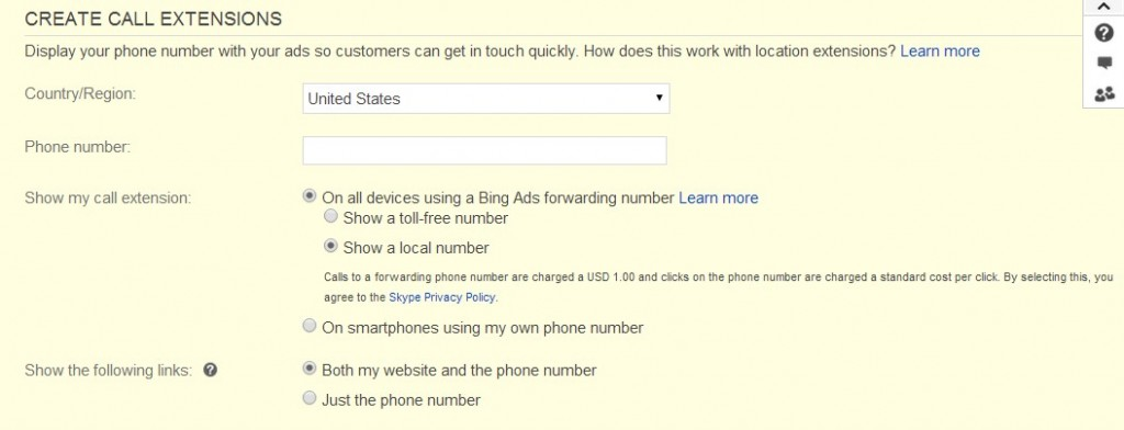 bing-ads-call-extensions-setup