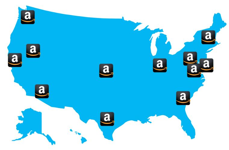 4 Crazy Amazon Visuals That Will Make You Rethink Amazon