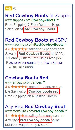 how to include revenue produce by ad google adwords