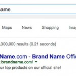 Branded PPC search