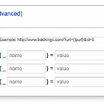 AdWords custom tracking URL