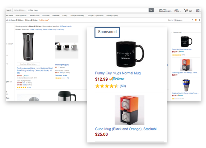 how to use amazon details elsewhere